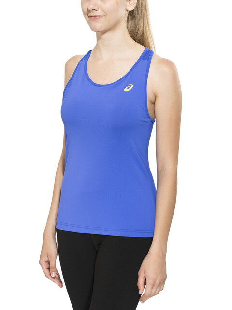 asics Racerback Tank Women blue purple